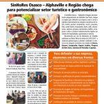 Informativo SinHoRes Osasco - Alphaville e Região, edição 1, setembro 2017