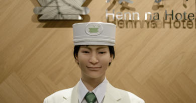 Por que o primeiro hotel do mundo gerido por robôs não deu certo?