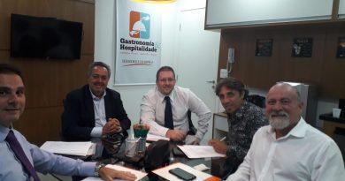 Diretoria Executiva do SinHoRes Osasco – Alphaville e Região realiza reunião