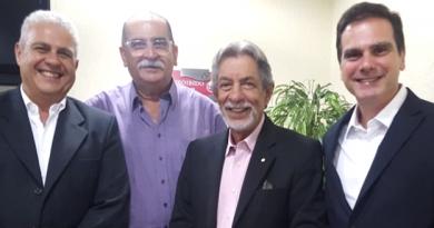 """Presidente Edson Pinto participa de reunião """"Osasco que Queremos"""", na Câmara de Osasco"""