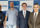 Presidente Edson Pinto participa de reunião do Cioeste