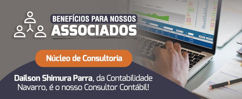 Novo serviço à disposição dos associados: Consultoria Contábil