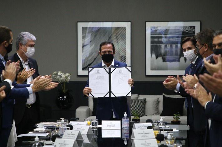 Após Tratativas com Presidente Edson Pinto, Governo de SP Anuncia Medidas de Ajuda ao Setor